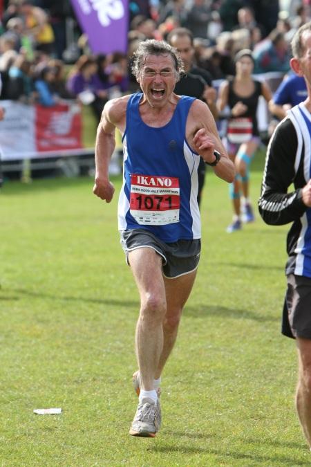 The final sprint